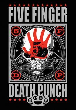 5ive Finger Death Punch 4k Decade of Destruction