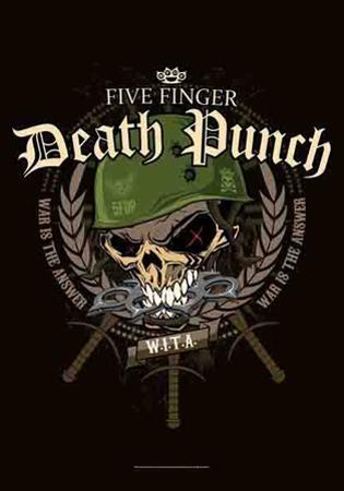 5 Finger Death Punch - Warhead