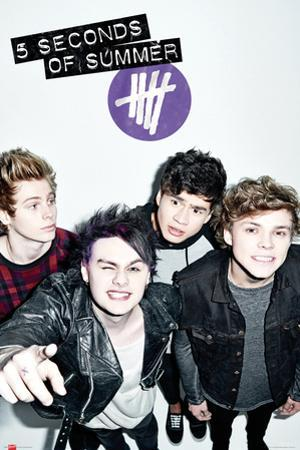 5 Seconds of Summer - Single Cover