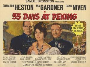 55 Days at Peking, 1963