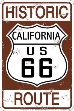 66 Historic California