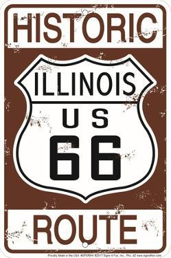 66 Historic Illinois