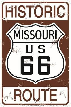 66 Historic Missouri