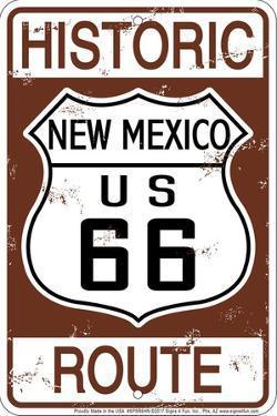 66 Historic New Mexico