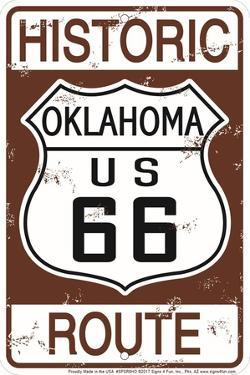 66 Historic Oklahoma