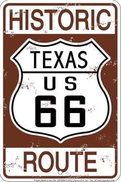 66 Historic Texas
