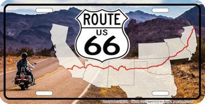66 Mountains/Map