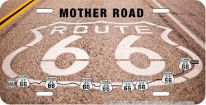 66 Road Paint
