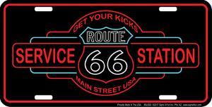 66 Service Station