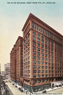 705 Olive Building, St. Louis