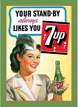 7Up Seven Up Soda Your Stand-By