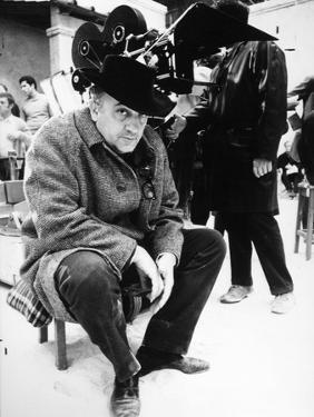 8 1/2, Directed by Federico Fellini, 1963