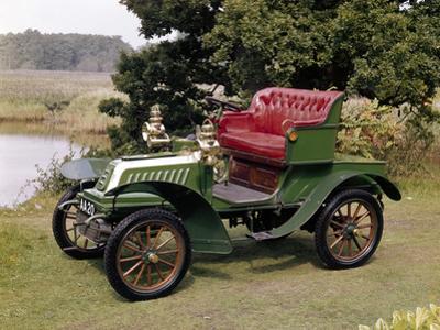A 1903 De Dion Bouton Model Q