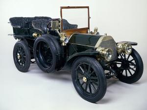 A 1903 Mercedes 60Hp