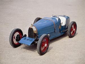 A 1924 Bugatti Type 35