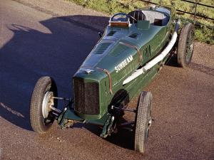 A 1924 Sunbeam Cub