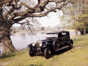 A 1925 Rolls-Royce Phantom I