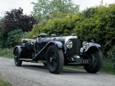A 1930 Bentley 8 Litre Sports Tourer