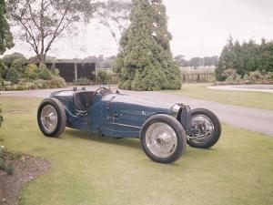 A 1934 Bugatti