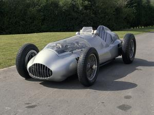 A 1938 Mercedes W165