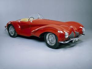 A 1948 Alfa Romeo 6C 2500 Demola