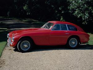 A 1950 Ferrari 195 Berlinetta