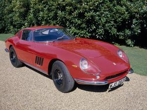 A 1966 Ferrari 275 GTB