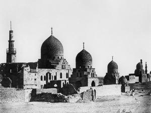 Mosque, Egypt, 1862 by A Beato
