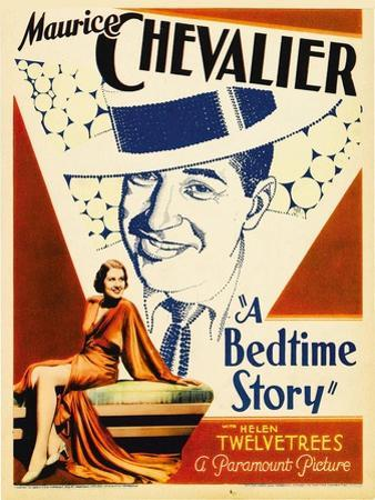 A Bedtime Story, Maurice Chevalier, 1933