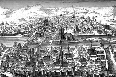 Paris, France, 1607