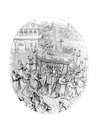 Religious Procession, 1449-1456