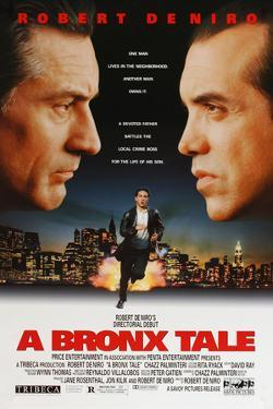 A BRONX TALE [1993], directed by ROBERT DE NIRO.