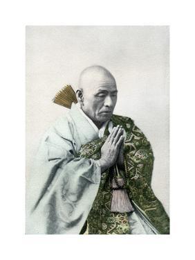 A Buddhist Priest, 1904