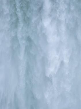 A Cascading Wall of Water at Niagara Falls