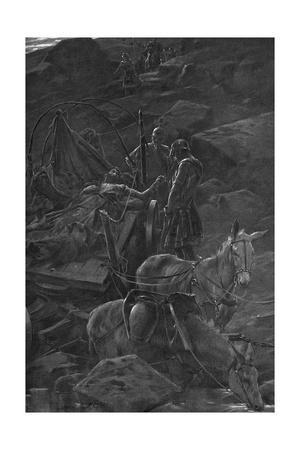 The Death of Darius III, 330BC