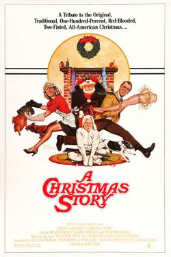 A CHRISTMAS STORY [1983], directed by BOB CLARK.
