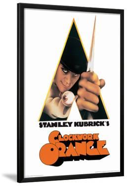 A Clockwork Orange- A Stanley Kubrick Movie