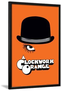 A Clockwork Orange- Bowler & Eyelash