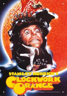 A Clockwork Orange - One Sheet