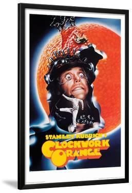 A Clockwork Orange- One Sheet