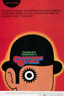 A Clockwork Orange, Poster, 1971