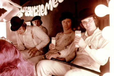 A Clockwork Orange, Warren Clarke, James Marcus, Malcolm Mcdowell, 1971