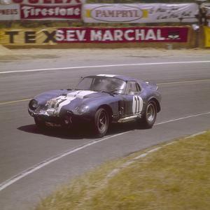 A Cobra Daytona Ford, Le Mans, France, 1965