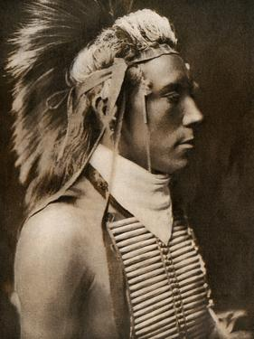A Crow Boy in Dance Costume, 1905