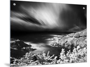 Cove in Pacifc Ocean by A.D.