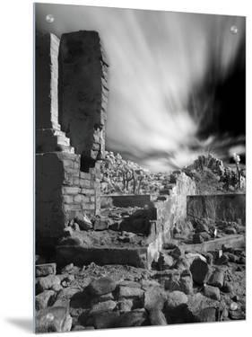 Part of a Old House at Joshua Tree National Park, California by A.D.