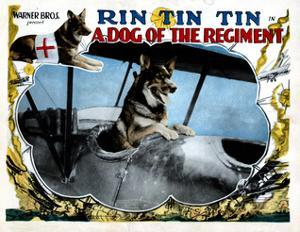 A Dog of the Regiment, Rin Tin Tin, 1927