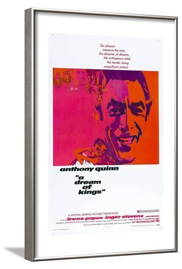 A Dream of Kings,  Anthony Quinn, 1969--Framed Art Print