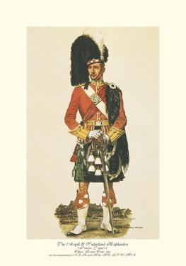 The Argyll & Sutherland Highlanders by A.E. Haswell Miller