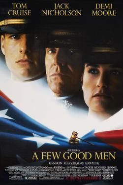 A FEW GOOD MEN [1992], directed by ROB REINER.